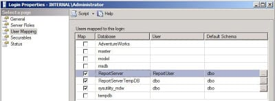 Contained Databases 1
