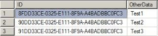 Sequential Unique Identifiers