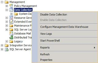 Monitoring Queries With The Management Data Warehouse 1